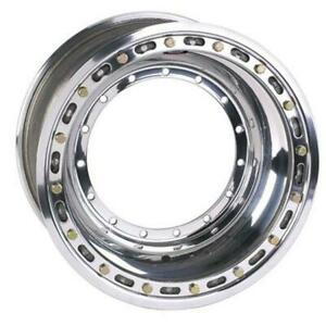 Weld Racing 15 X 8 Sprint Car Front Wheel W outer Beadlock 3in Offset