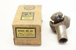 Nos 1941 53 Chevrolet Truck 3 4 Ton 3 speed Universal Joint Assembly Gm 591646