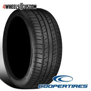 1 X New Cooper Zeon Rs3 G1 235 45 17 94w Ultra High Performance Tire