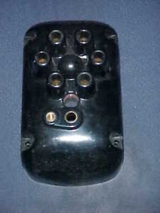 Nos American Bosch Type Mjc 6 Cylinder Magneto Distributor Cap