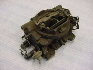 Charger Roadrunner 1969 383 Carter Carburetor