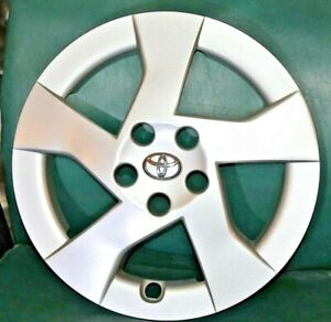 Toyota Prius 2010 2011 Hubcap 1 Factory Original Toyota 15 Wheelcovers A201