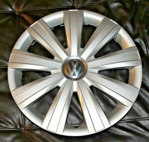 Vw Jetta 2011 2014 Hubcap 1 Recon Factory 15 Original 61562 Wheelcovers A115