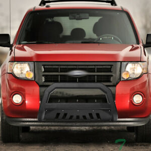 Topline For 2008 2012 Ford Escape mazda Tribute Avt Bull Bar Guard textured Blk
