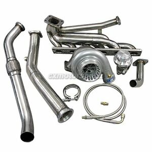 Cxracing Turbo Kit For 1992 1998 Bmw 3 Series With E36 Chassis Engine 6 Cyl
