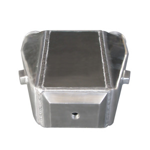 Cx 4 5 Thick Universal Liquid Water To Air Intercooler 3 Air Inlet Outlet
