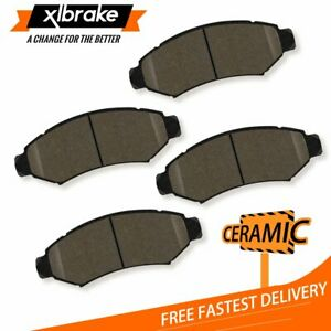 Front Ceramic Brake Pads For Ford Expedition Lincoln Navigator 2002 2003 2006