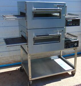 Pizza Ovens Lincoln Impinger 1162 Electric Conveyor 3 Phase