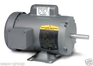 L3509 1 Hp 3450 Rpm New Baldor Electric Motor