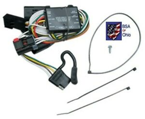 Trailer Hitch Wiring Tow Harness For Dodge Durango 1998 1999 2000 2001 2002 2003
