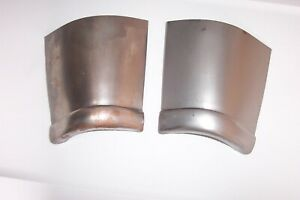 1930 1931 Ford Model A Pickup Cab Coners Right And Left Pair New