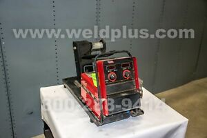 Lincoln Electric Power Feed 10m 4 roll Wire Feeder
