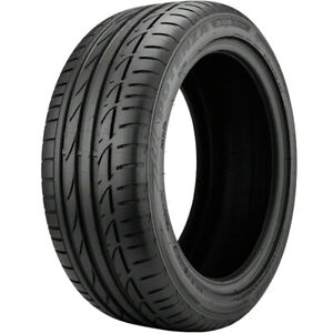 1 New Bridgestone Potenza S 04 Pole Position 255 45r18 Tires 2554518 255 45 1