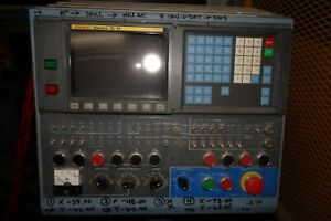 Heian Cnc 4 Head Router Fanuc 15 m Controller And All Control Part