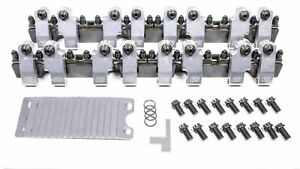 Sbc Shaft Rocker Arm Kit 1 6 1 5 Ratio T And D Machine 2217 160 150 With Sprin