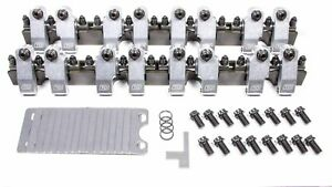 Sbc Shaft Rocker Arm Kit 1 6 1 5 Ratio T And D Machine 2251 160 150 With Sprin
