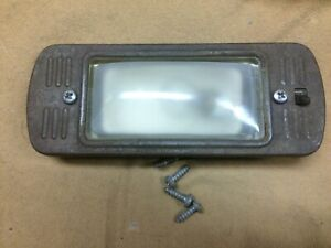 1947 1954 Chevy Gmc Truck Complete Original Interior Dome Light Assembly