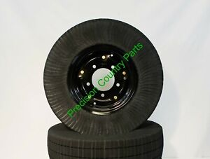21 6x9 Tail Wheel For Rotary Cutters Batwing Mowers 5 Bolt