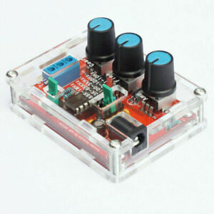 New Xr2206 Function Signal Generator Sine Triangle Square Wave 1hz 1mhz Diy Kit