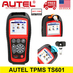 Autel Maxitpms Ts601 Tire Pressure Monitor System Diagnostic Tool Tpms Scanner
