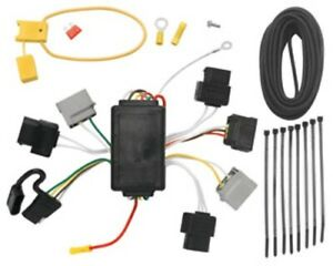 Trailer Hitch Wiring Tow Harness For Ford Escape Including Hybrid 2005 2006 2007