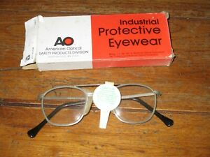 Ao American Optical Industrial Protective Eyewear Safety Glasses