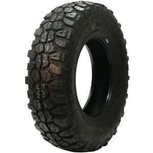1 New Multi Mile Mud Claw Mt Lt305x65r17 Tires 3056517 305 65 17