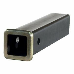 Curt 49120 2 X 12 Weld On Raw Steel Trailer Hitch Receiver Tube Ships Free