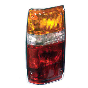 To2800104v Tail Lamp Assembly Driver Side Fits 1984 1988 Toyota Pickup