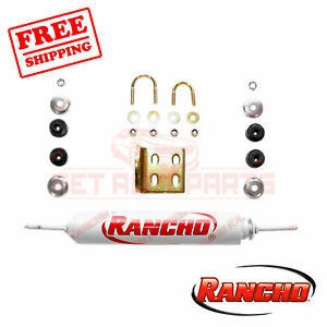 Rancho Steering Stabilizer For 1992 1996 Ford Bronco