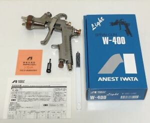 Anest Iwata W 400 144g 1 4mm Bellaria Classic Spray Gun Without Cup From Japan