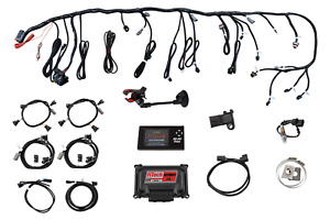 Fitech 70050 Ultimate Ls Stand Alone System Self Tuning Fuel Injection Harness