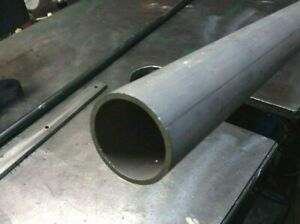 2 Aluminum Round Tube 1 8 Wall 6061 T6511 Aluminum Tube 6 7 Long
