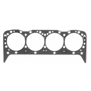 Fel Pro 1094 S B Chevy 265 350 Head Gasket Embossed Ring 4 100 Bore