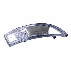 Right Rearview Mirror Turn Signal Lamp Housing Cover Fit For Ford Fiesta 2008 18