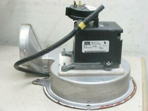Fasco 7058 1019 Draft Inducer Blower Motor Assembly 348573