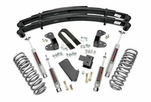 Rough Country 2 Lift Kit Fits 1980 1996 Ford F150 Suspension Lift System