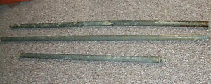 Bull Float Handle Assembly 3 Piece 16 Ft Long Used Shows Usage And Some Dents