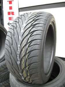 1 New Federal Ss595 245 45r17 Tires 2454517 245 45 17