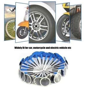 24pcs Universal Car Tubeless Tire Puncture Repair Mushroom Plug Patch Gum