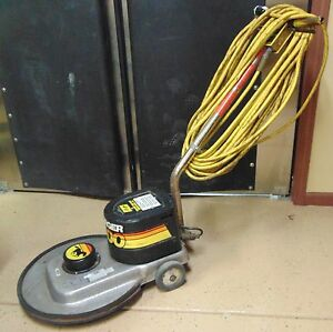 Nss 20 Charger High Speed Electric Buffer scrubber burnisher Model 1500 sr35y
