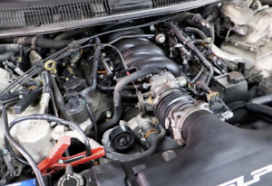 2000 Chevrolet Camaro Z28 5 7l Ls1 Engine Motor Drop Out 170k Miles Lsx Swap