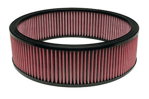 Airaid 800 377 14 X 4 Performance Replacement Air Filter Red Oiled Filter