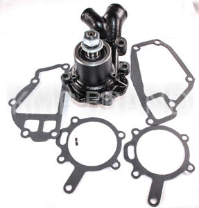U5mw0106 Water Pump Assy With Heater Outlet For Perkins