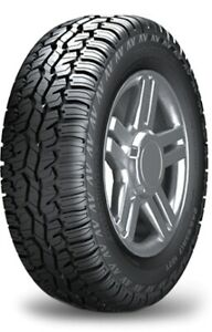 4 New Armstrong Tru trac At P235x75r15 Tires 2357515 235 75 15