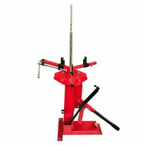 Multifunctional Manual Tire Changer For 4 To 16 1 2 Tires Steel Red