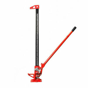3 5 Ton 48 Off Road Farm Jack Truck Tractor Suv Bumper High Lift Manual Tool
