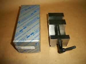 Criterion Toolmakers Vise 2 Jaws Grinding Inspection Machining Tool