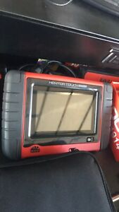 Mac Tools Mrst Mentor Touch Scout Automotive Diagnostic Scanner Scan Tool