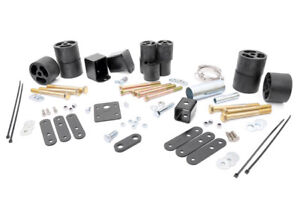 Rough Country 2 Body Lift Kit fits 1997 2006 Jeep Wrangler Tj Suspension